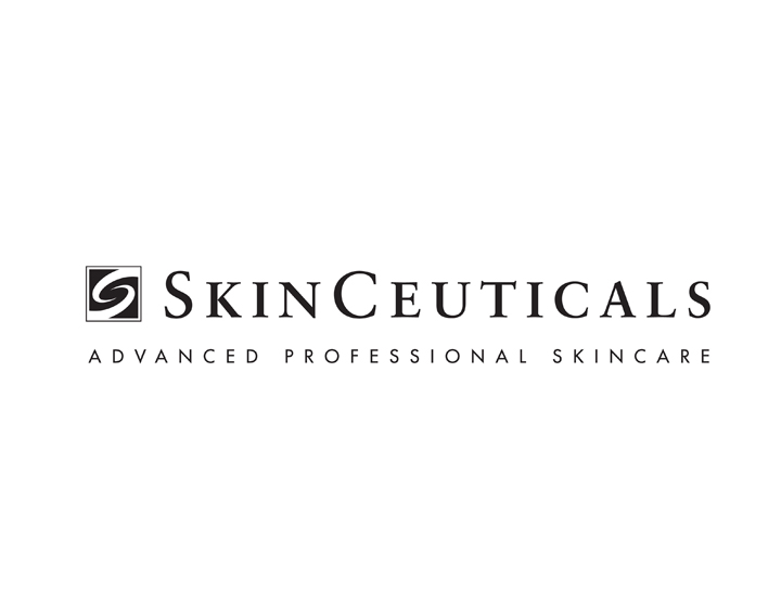 SkinCeutical logo with Advance Professional SkinCare