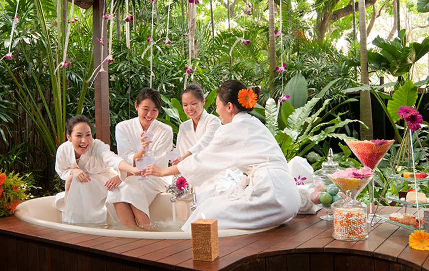 Hen's Party Pampering Package