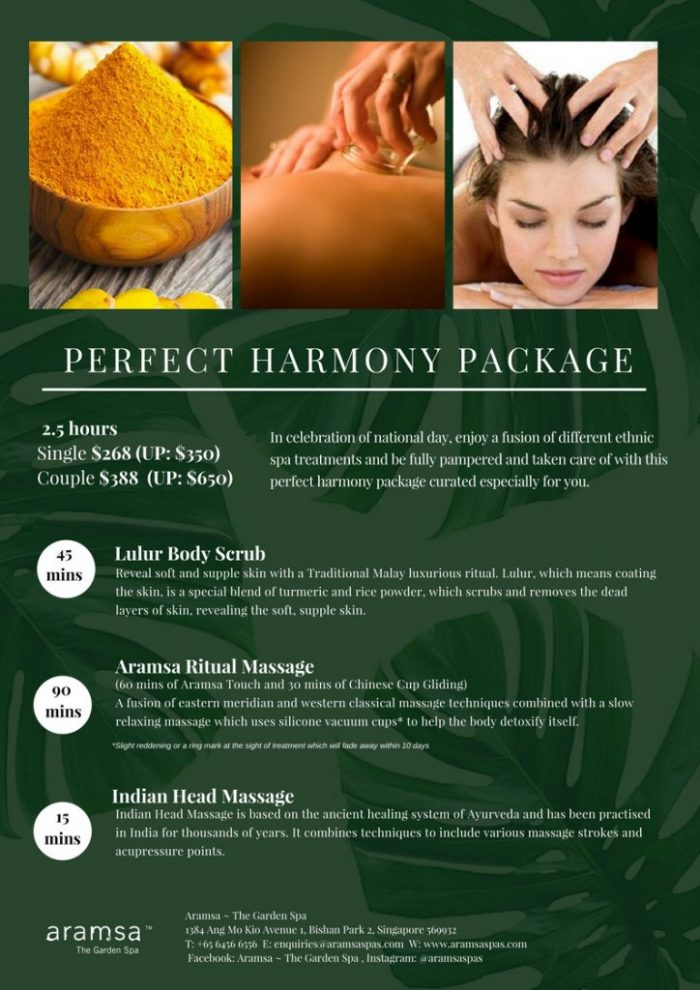 perfect harmony package draft