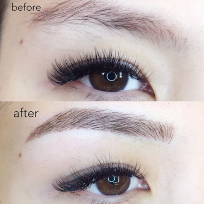 JLash Eyebrow Embroidery